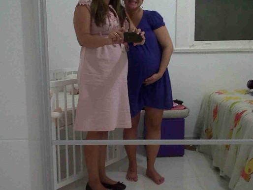 [Relato de parto] Ingrid de Paula - Nascimento da Larissa - Parto Natural Hospitalar