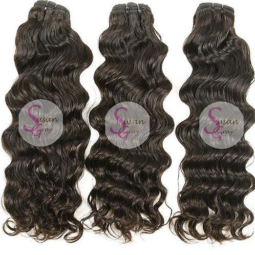 Indian wave virgin hair
