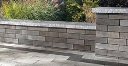 Unilock | Lineo Dimensional Wall