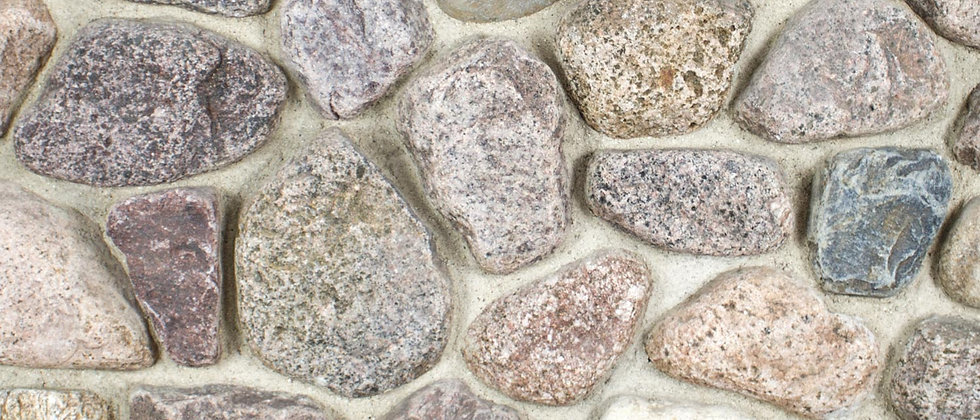"Granite Cobbles 24""-60"""