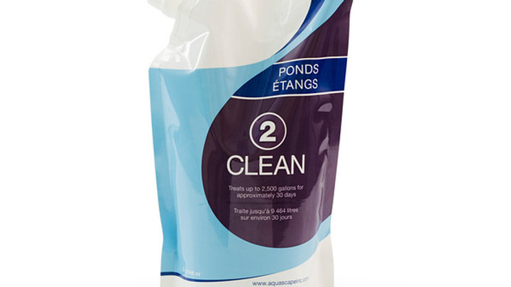 CLEAN FOR PONDS