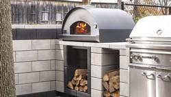 Teco Bloc Raffinato Pizza Oven