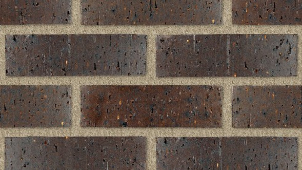 Ebony Iron Spot Velour