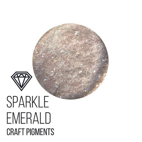 CraftPigments Sparkle Emerald 25мл
