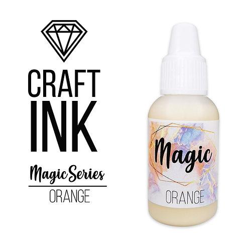 Спиртовые  Чернила   Craft  INK, Magic Series, Orange, 20мл