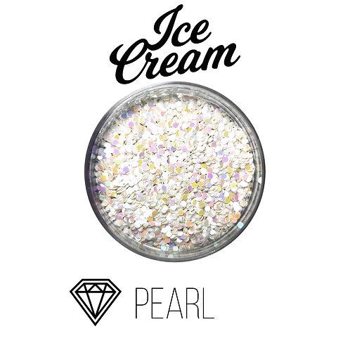 Глиттер серии Ice Cream, Pearl,15гр
