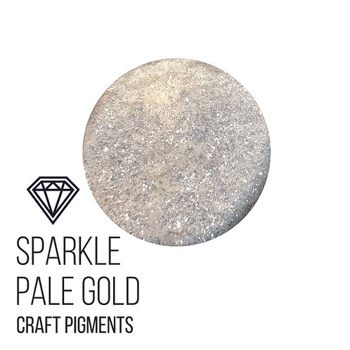 CraftPigments SparklePale Gold 25мл