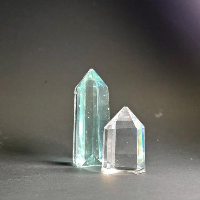 Отливаем кристалл из смолы Craft Liquid Resin