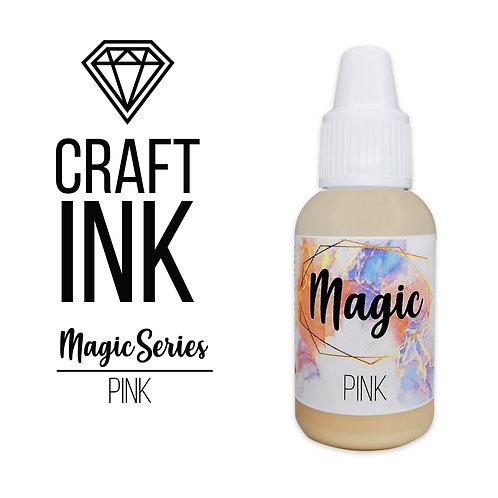 Спиртовые Чернила  Craft  INK, Magic Series, Pink, 20мл