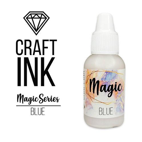 Спиртовые  Чернила   Craft INK, Magic Series, Blue, 20мл