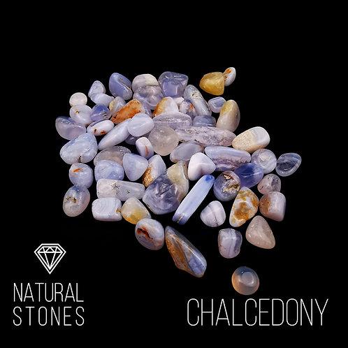 Камень натуральный, Сhalcedony, 100гр