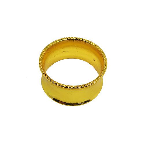 Кольцо для салфеток, Золото