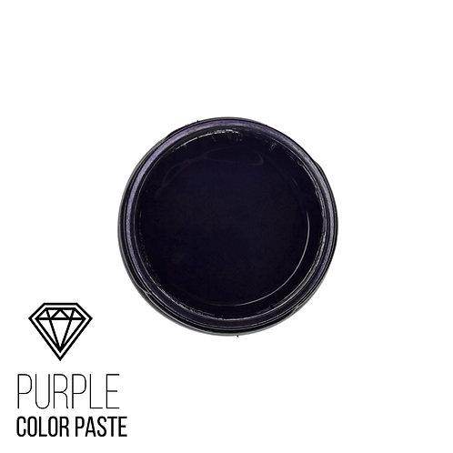 """Колеровочная Паста """"Purple"""", Фиолетовый, 25мл"""