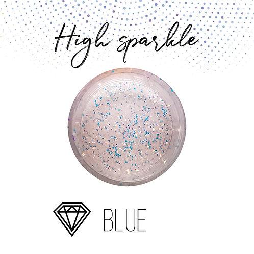 Глиттер серии High Sparkle, Blue, 15гр
