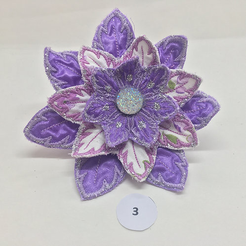 Large Lavender Flowers