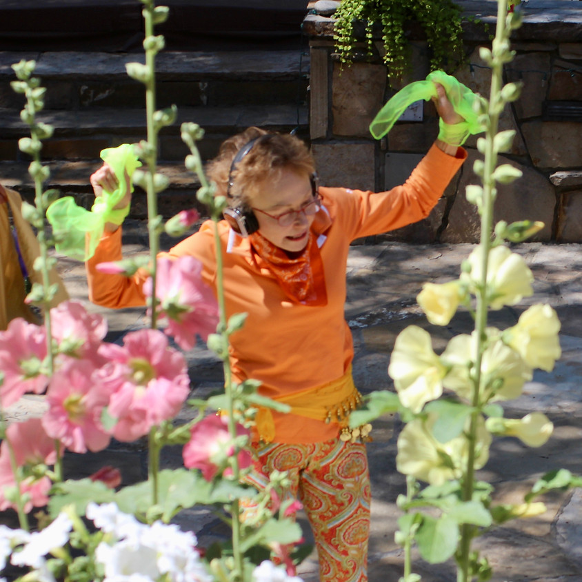 Creative Garden Dance Parties