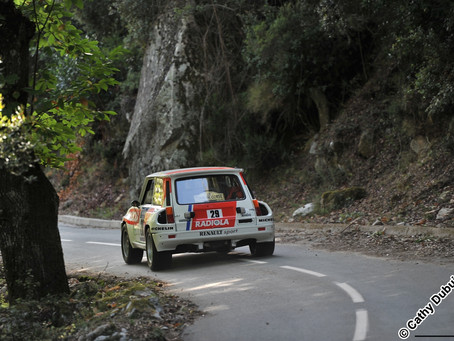 « Le Tour de Corse Historique c'est l'esprit d'époque ! »