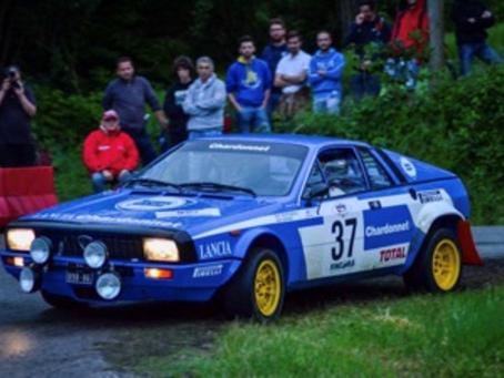 Une voiture « neuve » au Tour de Corse Historique