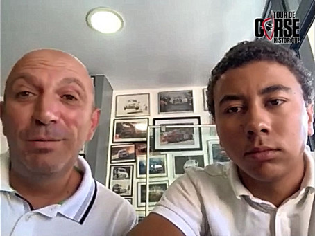 Interview - Frédéric Andreucci & Kylian Sarmezan