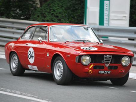 Alfa Romeo Giulia GTA, ballerine italienne