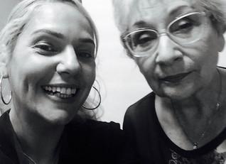 Ma rencontre avec Colette Sylvestre...