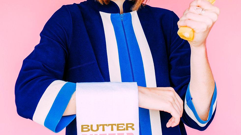Butter Flour Sack Towel