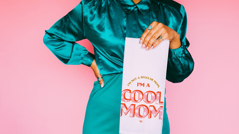 Cool Mom Flour Sack Towel