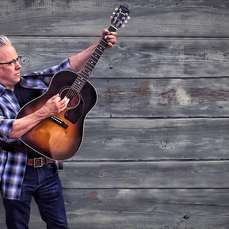 Radney Foster Live at The Hall