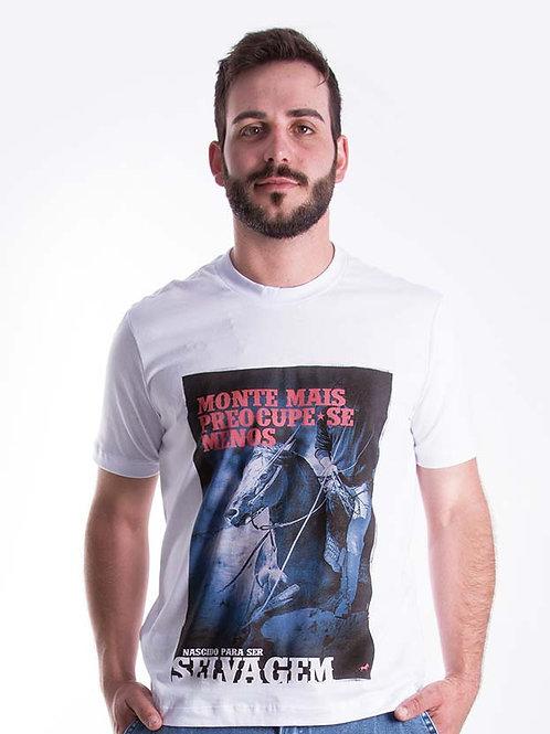 Frente Camiseta Estirpe Gaúcha