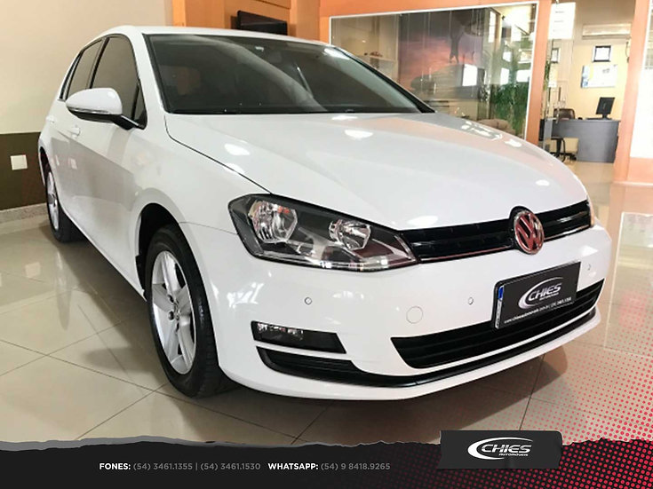 VW / Golf TSI Confortline 1.4