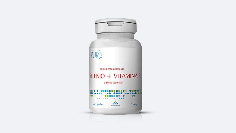 Suplemento à base de Selênio e Vitamina E