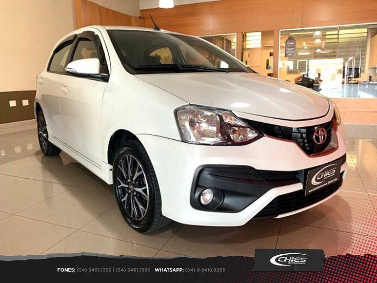 Toyota / Etios Platinum 1.5
