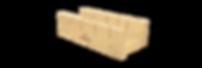 Caixa Meia Esquadria em Marfim - Ramada Ferramentas