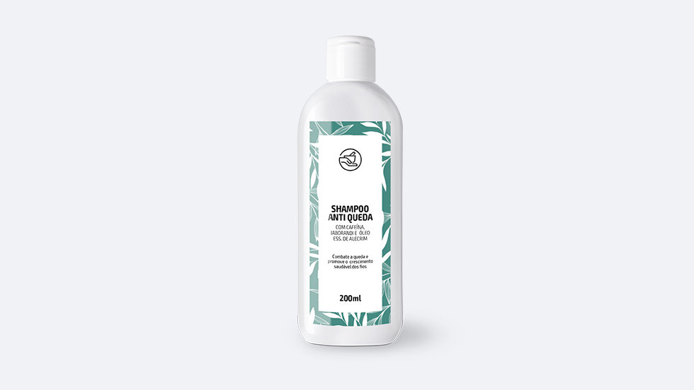 Shampoo Anti Queda 200ml