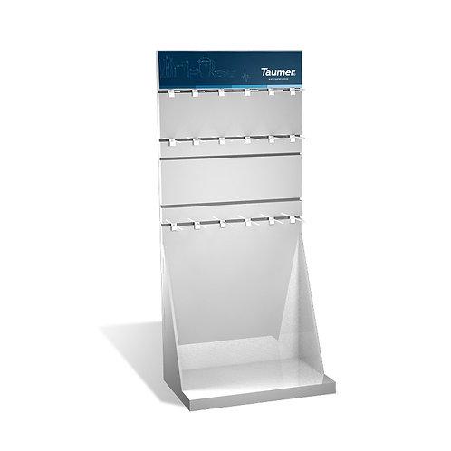 Expositor para Cartelas e Conjuntos - Expositores