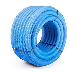 Piscina Azul Transparente Siliconada