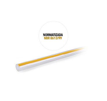 Mangueira para Gás Normatizada (NBR 8613/99)
