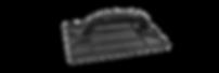 Desempenadeira para PVC - Ramada Ferramentas