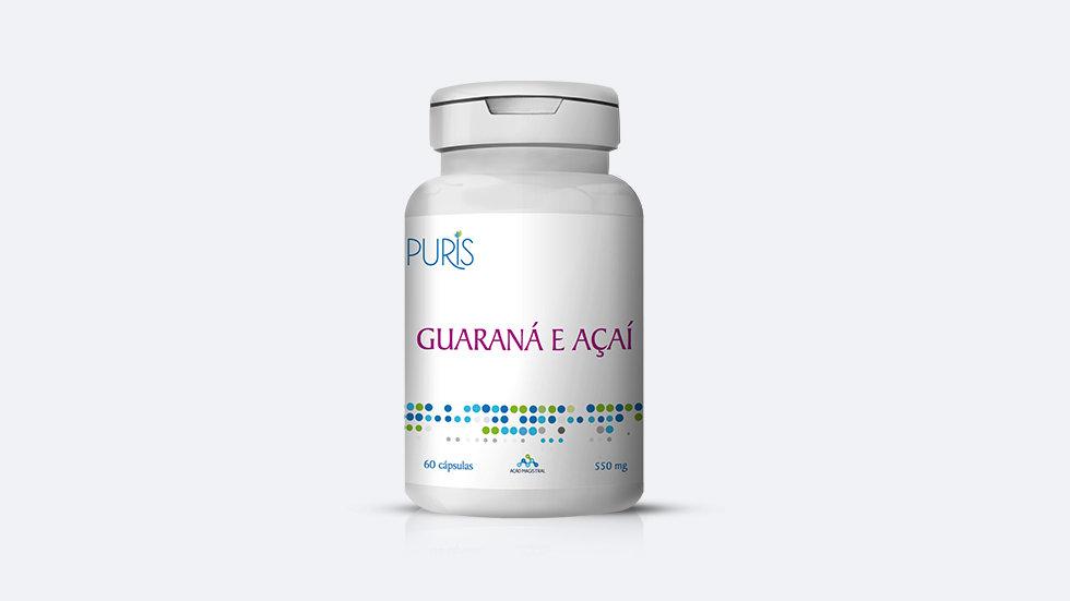 Guaraná e Açaí