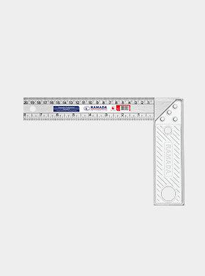 Esquadro Zamak Standard
