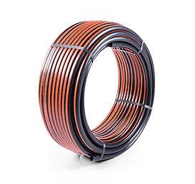 Eletroduto Plano Flexível Preto -Mangueplast, RS