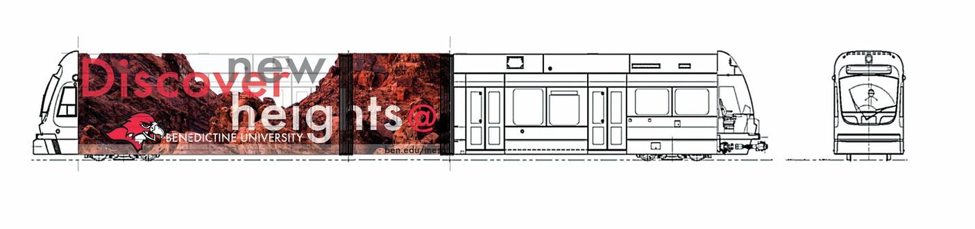 Metro Wrap Design #3