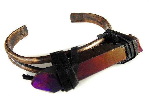 LAST LIGHT cuff bracelet