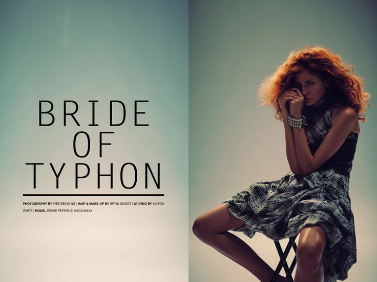 Bride of Typhon- Papercut magazine