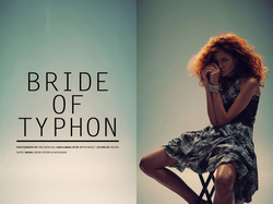 Bride of Typhon- Papercut magazine