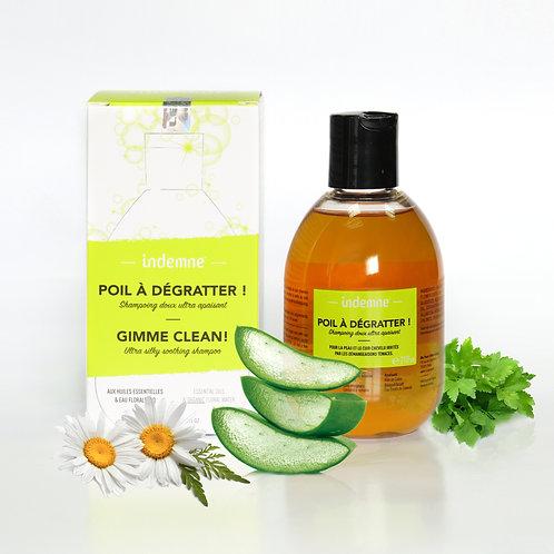 GIMME CLEAN! Dầu gội dưỡng da đầu và kích thích mọc tóc