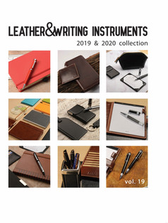 Euroleather Catalogue 2019-20  front pag