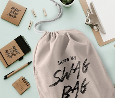 The Why, When, What & How to of Swag Bags