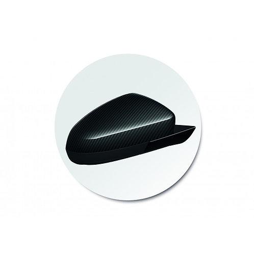 Calotte degli specchietti retrovisori esterni in carbonio ADAM Design