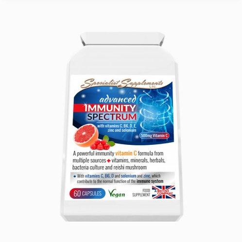 Advanced Immunity Spectrum 60 capsule